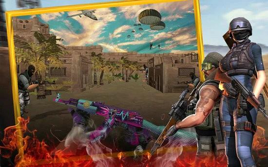 穿越火力关键战场游戏下载