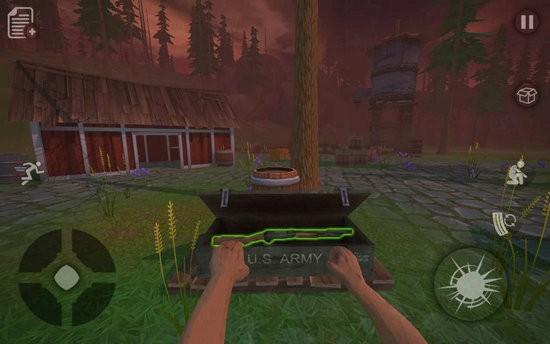 警笛头SCP森林生存游戏