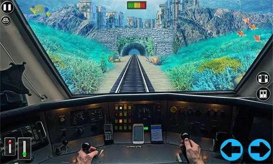 水下子弹头火车模拟器下载