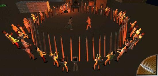 第一滴血复仇游戏