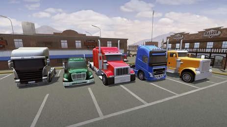 美洲卡车模拟器下载