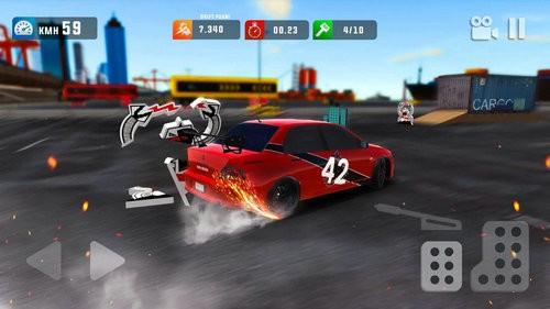 超级汽车模拟器游戏