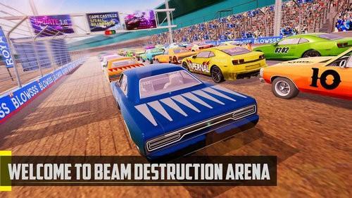 车祸事故模拟游戏