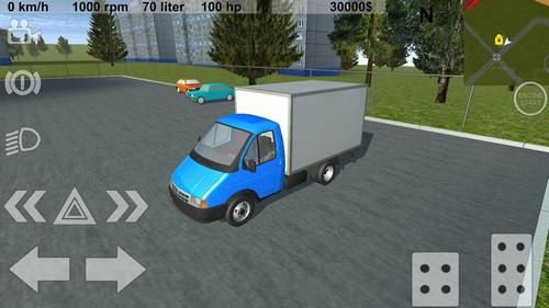 俄罗斯轻型卡车模拟器下载