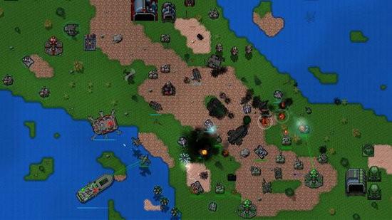 铁锈战争莱顿科技mod下载