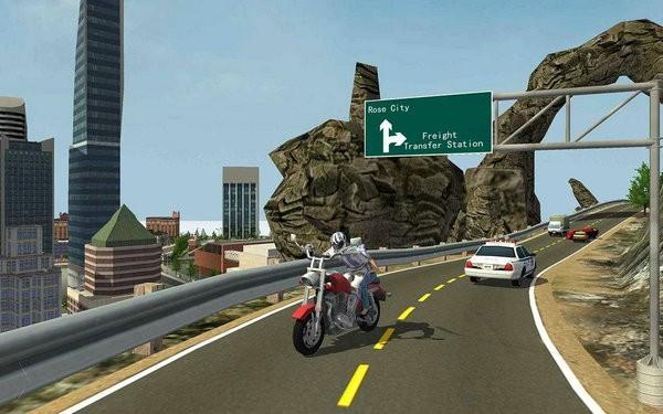 快速摩托车骑士破解版下载