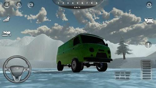 俄罗斯汽车模拟器下载