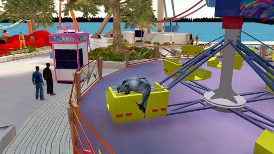 山羊模拟器无限羊破解版