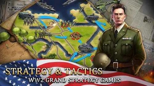 第二次世界大战略模拟器下载
