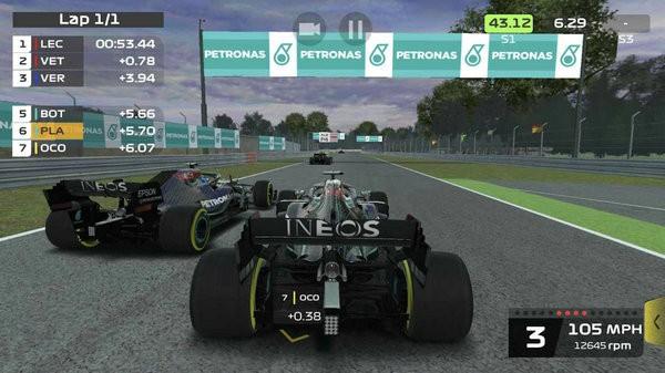 F1移动赛车破解版