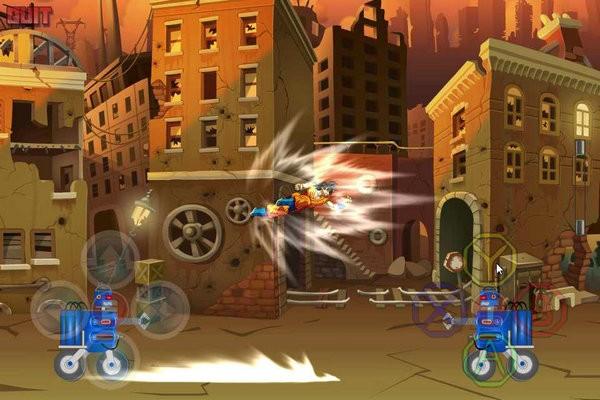 超级蓝战士无广告版