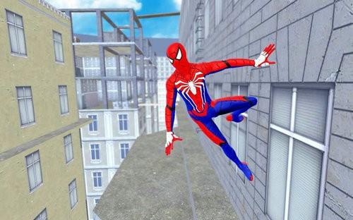 蜘蛛英雄战斗歹徒绳之战犯罪