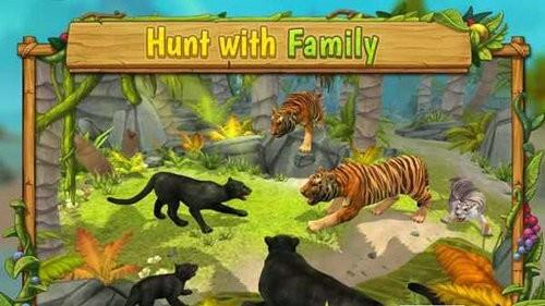 豹子家族模拟器