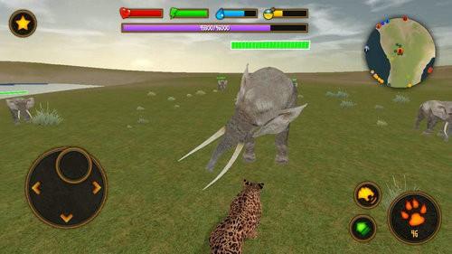 猎豹模拟器游戏