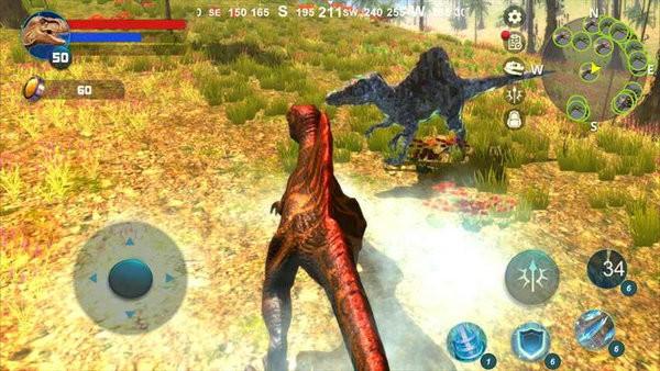 纪棘龙模拟游戏下载