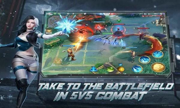 漫威超级战争国际版免费下载