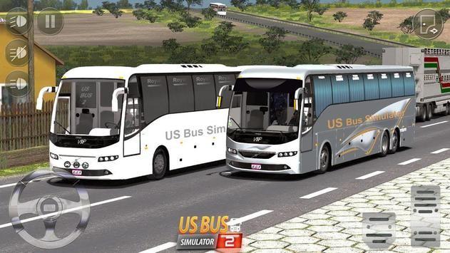 印度尼西亚公交车模拟器2020