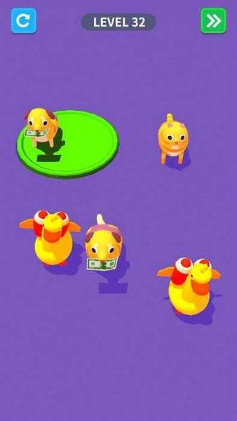 动物游戏3D