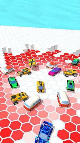 赛车竞技场游戏