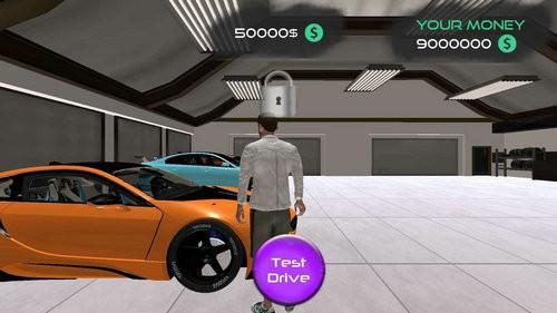 豪华车模拟器