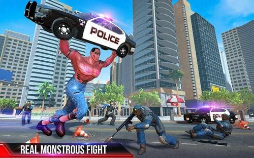 超级英雄监狱逃生