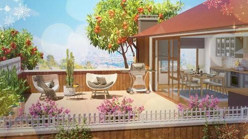 我的家居设计花园生活