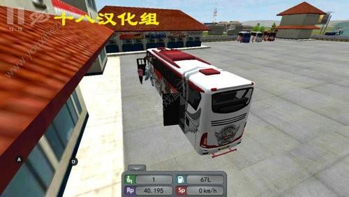 印度客车模拟器