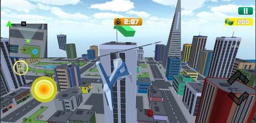 城市盗窃战争开放犯罪游戏