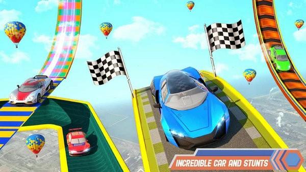 超级英雄GT赛车特技手机版