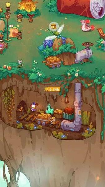 小小岛屿游戏