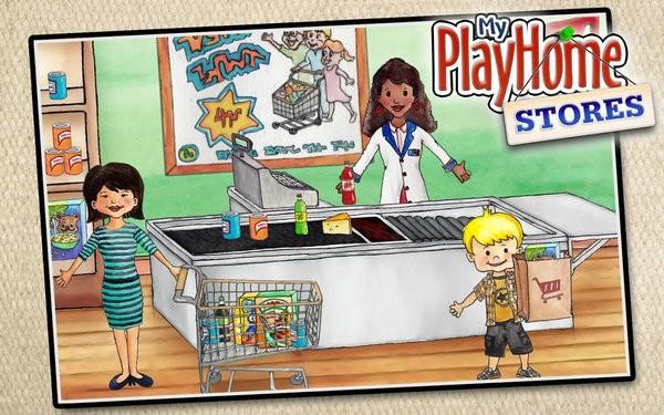 我的PlayHome商店游戏下载