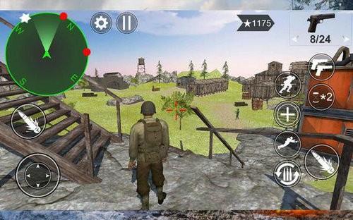 二战战争勋章游戏