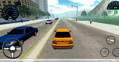 虚拟汽车驾驶学校模拟器3D下载
