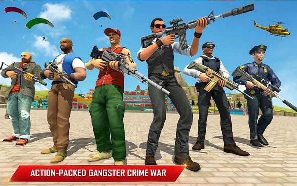 黑帮犯罪模拟器2020游戏