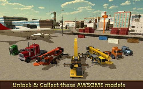 货船起重机城市建设模拟下载