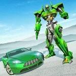 大型机器人汽车犯罪战斗模拟器汉化版