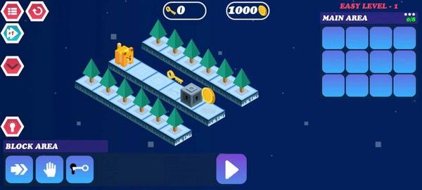 算法之城雪编码器无限金币版