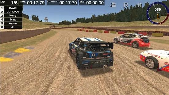 Dirt Rallycross中文版