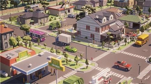 模拟小镇下载