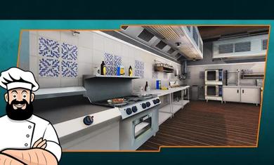 黑暗料理模拟器游戏