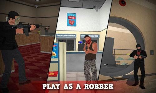 警察和强盗模拟器下载