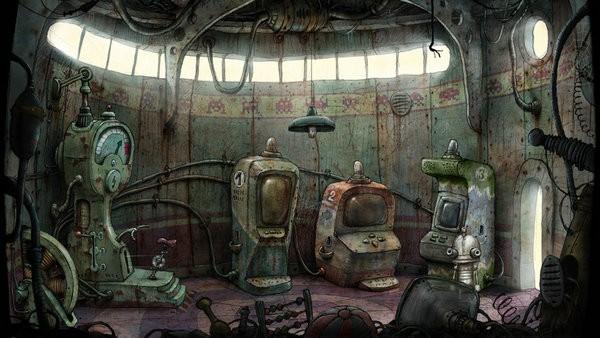 机械迷城手机免费版完整版下载