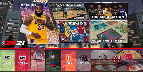 NBA2K21手机版
