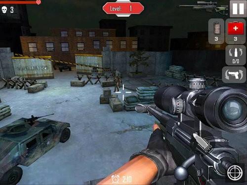 狙击杀手3D下载