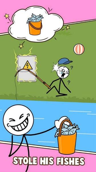 小偷拼图游戏完整版