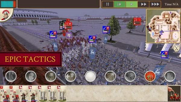 罗马全面战争手游下载