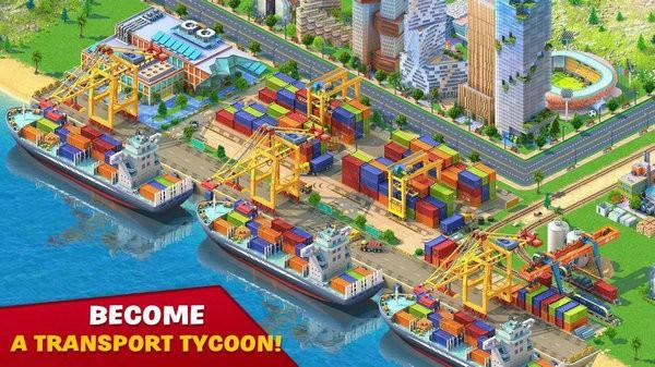 环球城市建造模拟游戏下载