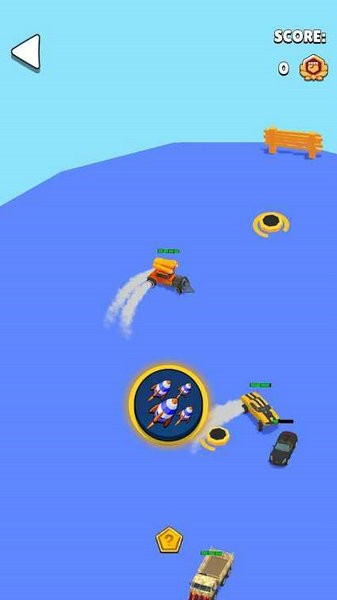 毁灭赛车竞技场游戏安卓版