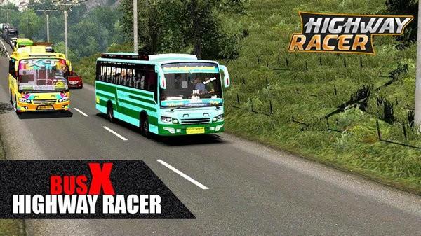 BusX公路赛车游戏下载