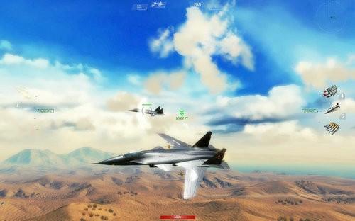 搏击长空制空霸权游戏